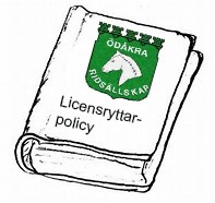 Licensryttarpolicy