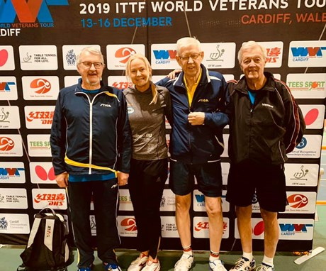 World Veteran Tour Cardiff 2019