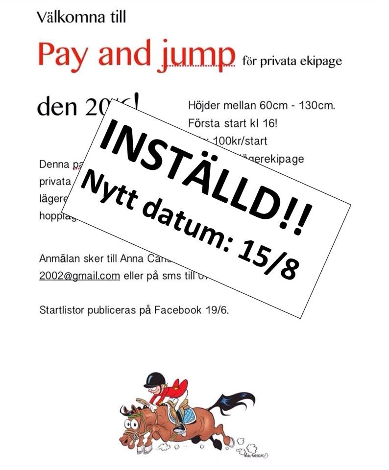 Pay and Jump