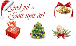 God Jul Gott nytt år