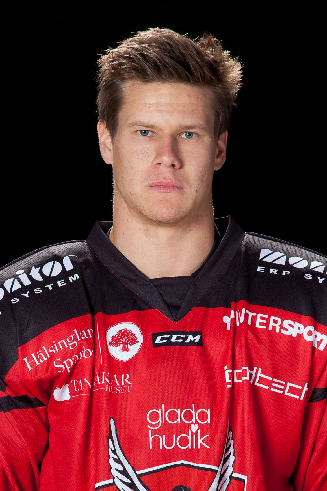 #25 Mathias Eriksson